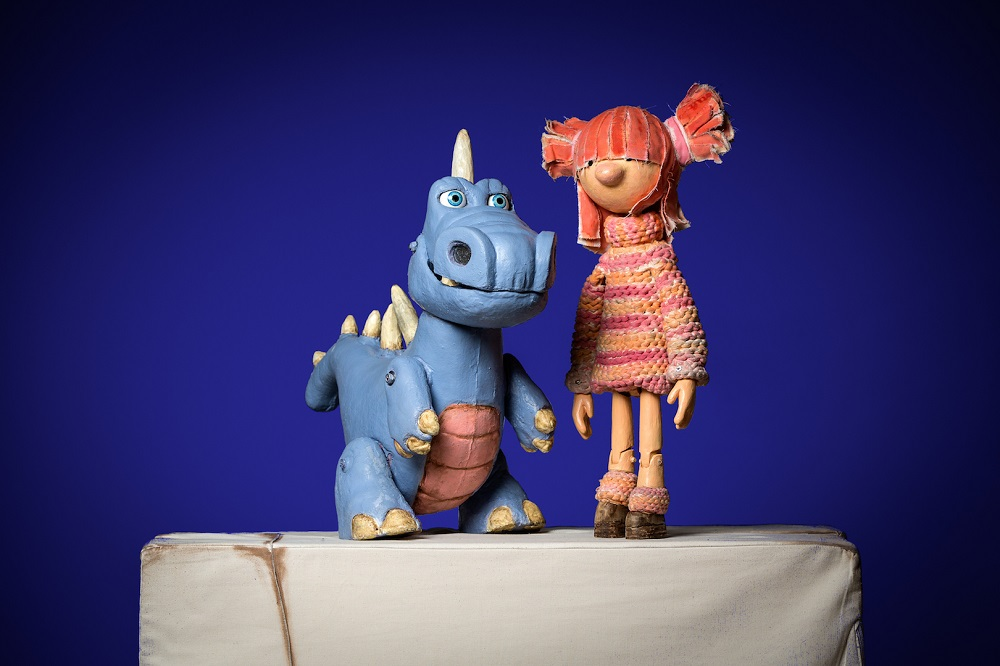Teatre Nu: Maure el dinosaure.