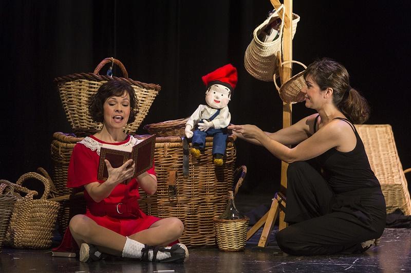 Cia.Tanaka Teatre: La petita Capmany